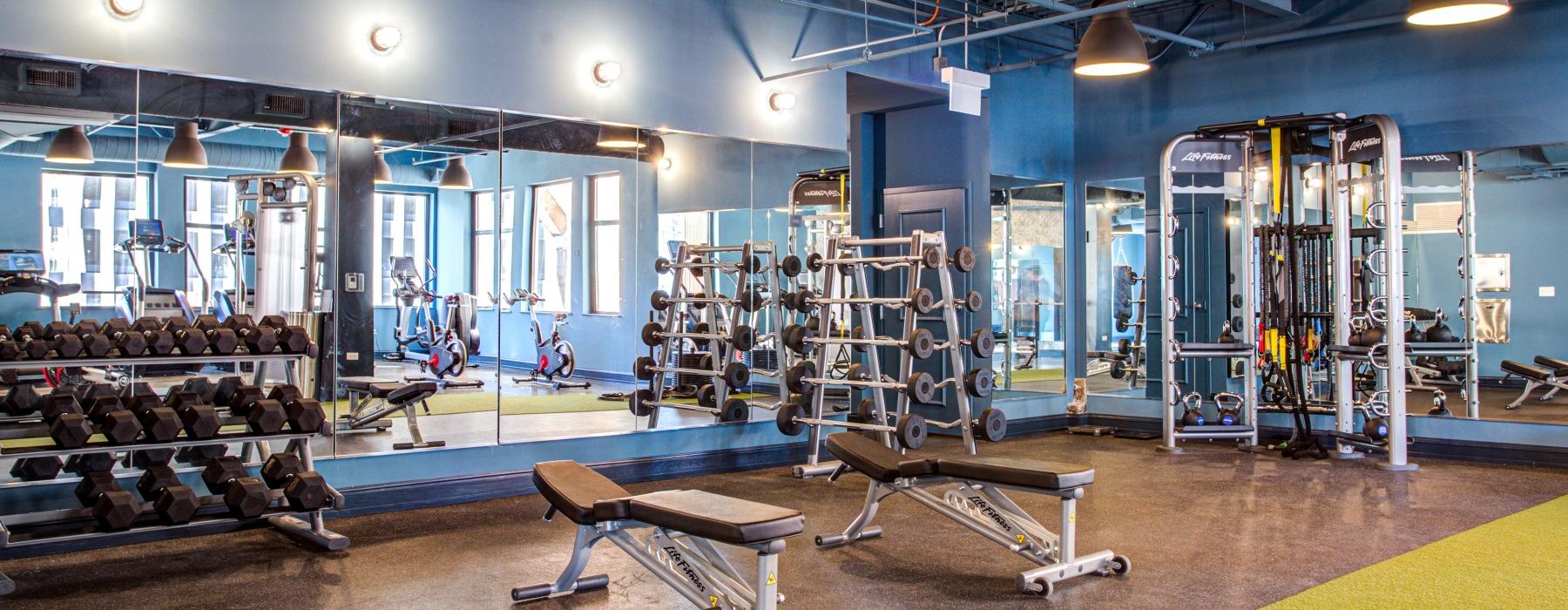 Top 5 Gyms in Pilsen